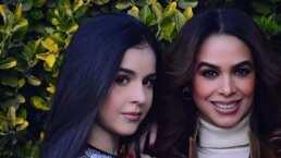 El increíble parecido entre la hija de Biby Gaytán y Camila Sodi