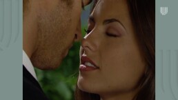 'Rubí' besa por primera vez a 'Héctor'