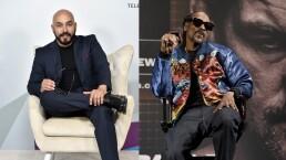 Esta es la historia detrás de la colaboración entre Snoop Dogg y Lupillo Rivera