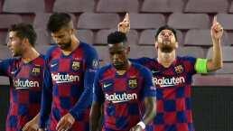 Sin acuerdo entre Messi y Barcelona, puede quedarse