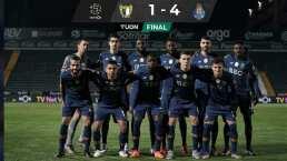 Asistencia de Tecatito en el triunfo del Porto