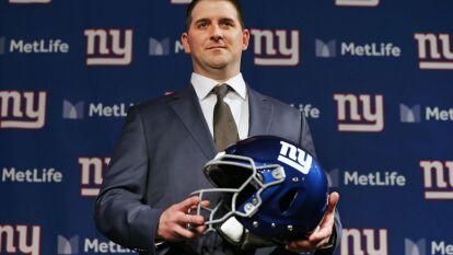 Los New York Giants presentan a su nuevo head coach Joe Judge y prometió cambiar la actitud con la que juega el equipo en la NFL.