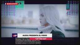 AleXa, la cantante de K-Pop, presenta el video 'Let You Go' con tonos melancólicos
