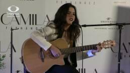 Camila Fernández estrena canción