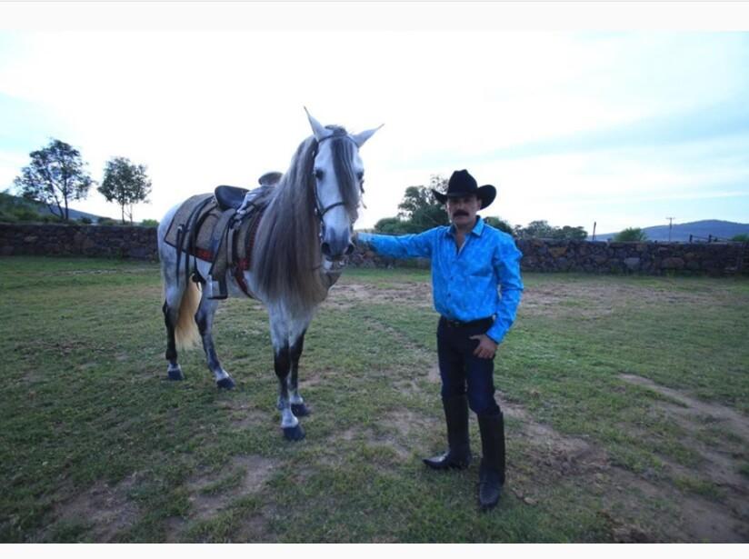 El Chapo de Sinaloa es uno de los intérpretes más populares del género regional mexicano