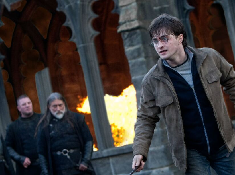 Radcliffe comenta: No podría ni siquiera empezar a decir lo que el personaje de Harry Potter ha significado para mí.