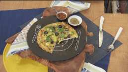 Si no comes pan o gluten, esta pizza es para ti: 'Pizza de coliflor'