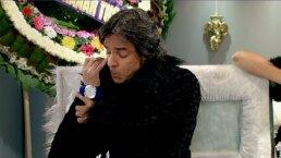 La familia P. Luche: Ludovico lucha por su reloj en el funeral del Merengues