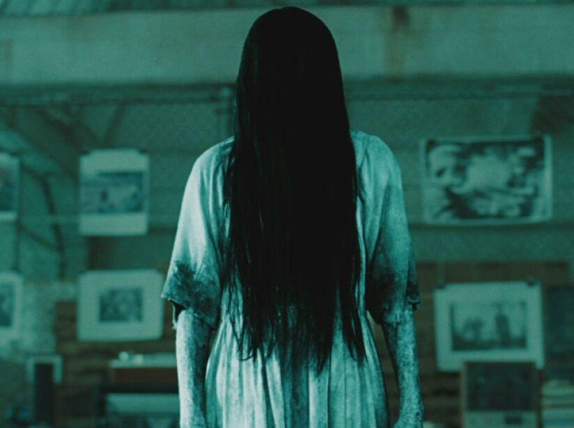9. Samara: Basada en una cinta japonesa, El Aro (2002) puso de moda los espíritus de cabellera negra y naturaleza vengativa.