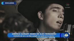 Alejandro Fernández Jr debuta en Guadalajara