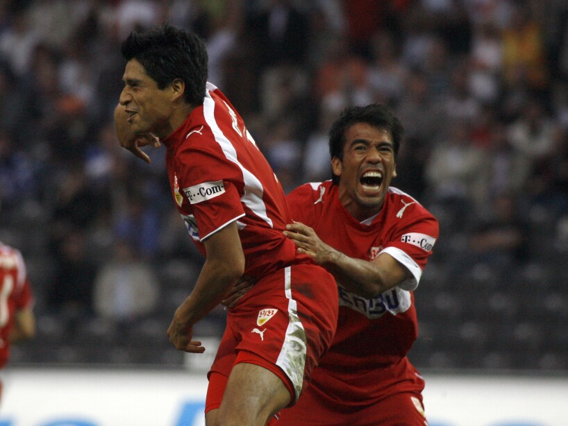 Ricardo Osorio, Pavel Pardo