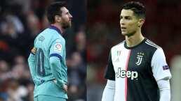 Cristiano y Messi también lamentaron la muerte de Kobe Bryant