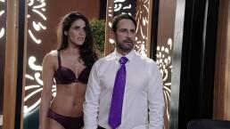 C77 : Karina descubre la infidelidad de Benjamín