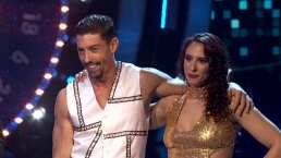 Mira quién baila, all stars: Adrián Lastra se adueña de la pista al ritmo de Marc Anthony