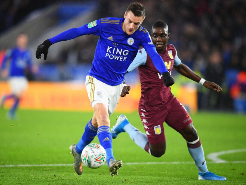 Leicester City v Aston Villa - Carabao Cup: Semi Final