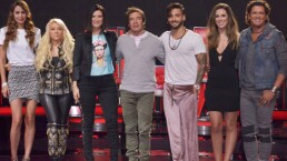 Miguel Ángel Fox contento por siete ediciones de La Voz