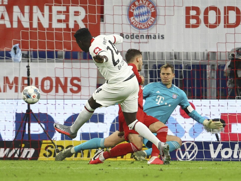 Virus Outbreak Germany Soccer Cup