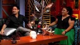 Sofía Escobosa y Mau Nieto confiesan qué tan fiesteros son en 'Faisy Nights'