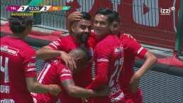 Con estos goles, Toluca liquidó a Tigres en el Nemesio Díez