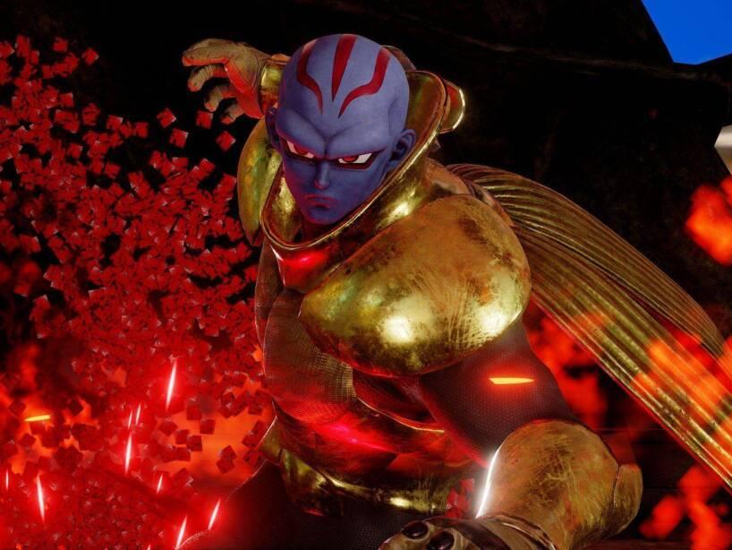 Kane, el nuevo personaje creado por Akira Toriyama para Jump Force