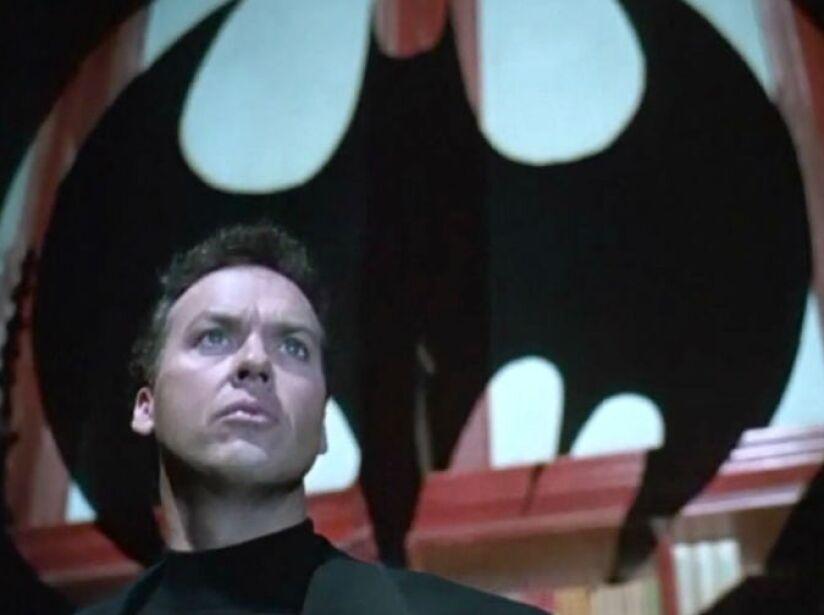 8. Bruce Wayne: Mel Gibson cometió el grandísimo error de rechazar ser el Batman de Tim Burton de 1989.