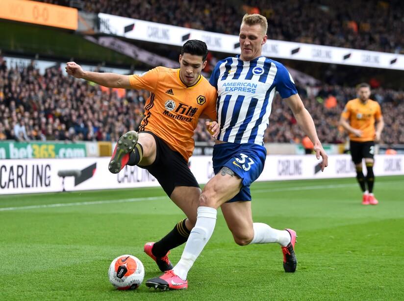 Wolverhampton Wanderers v Brighton & Hove Albion - Premier League