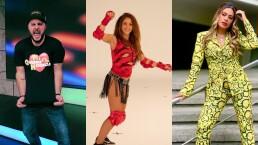 Galilea Montijo y Paul Stanley tratan de cumplir el reto de Shakira con 'Girl Like Me', descubre si lo logran