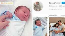 Lucca, hijo de Mariana Echeverría, se convierte en influencer a tan solo unas horas de haber nacido
