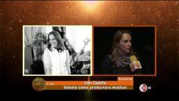Irán Castillo presenta disco HOY