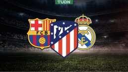 Atlético de Madrid lleva 17 fechas como líder en LaLiga
