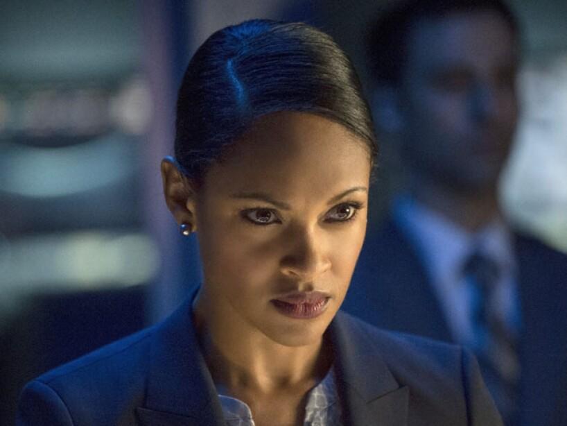 5. Cynthia Addai Robinson: Amanda Waller en Arrow tendrá un papel secundario en The Accountant.