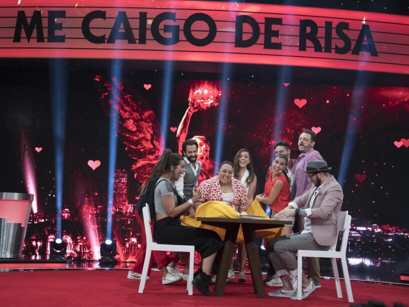 Cecilia Galeano en Me Caigo de Risa