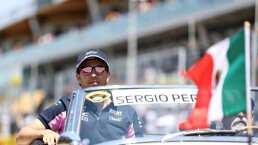 Deseo cumplido de 'Checo' Pérez tras anuncio de F1 en México