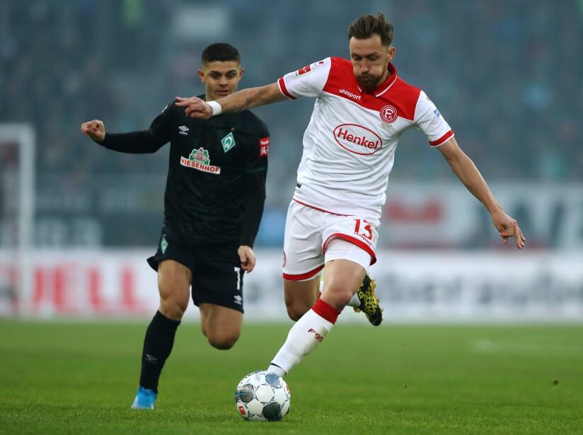 Fortuna Duesseldorf v SV Werder Bremen - Bundesliga