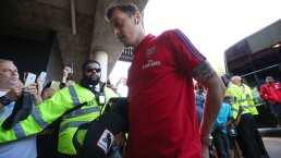 Asaltante de Özil y Kolasinac fue sentenciado a diez años de prisión