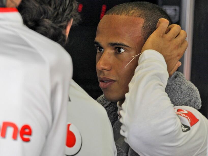 El 2009 fue terrorífico para Hamilton. Su tercer año con McLaren no fue lo mejor. Empezando por el GP de Monaco, donde fue 19.