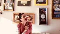 Video: Lidia Ávila recuerda a su hija fallecida con una conmovedora canción
