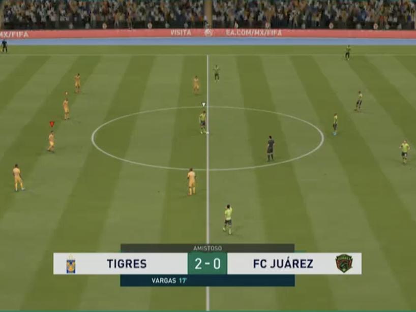 eLiga MX, Tigres vs Juárez, 5.png