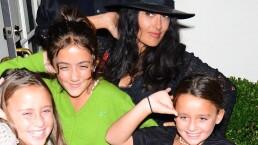 Así luce la hija de Salma Hayek a los 10 años