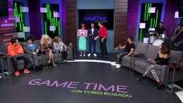 Mentiras; los artistas más populares de los 80 compiten en Game Time