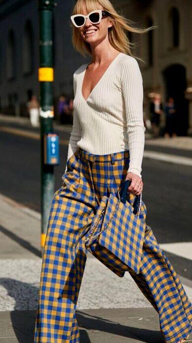 Pónte a la moda y sigue los consejos de FelizMente con pantalones para Otoño-Invierno 2018