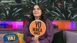 ¿Te acostarías con alguien en la primera cita? Sofía Garza nos confiesa los 'Yo nunca, nunca' de sus 'dates'