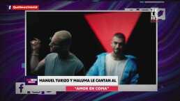 Maluma y Manuel Turizo se vuelven tendencia con el estreno de 'Amor en coma'