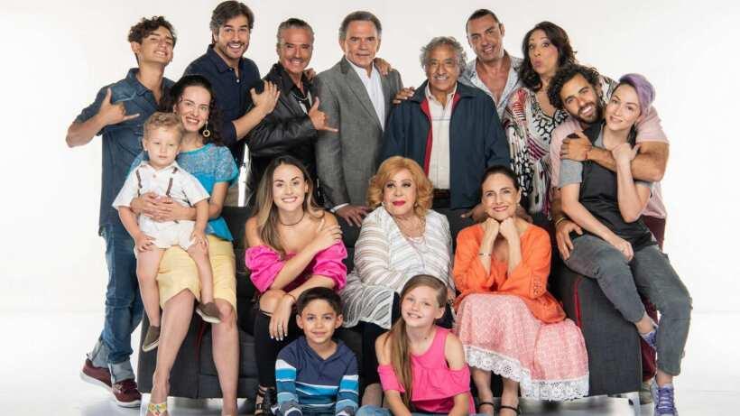 Mi marido tiene más familia | Telenovelas | Las Estrellas TV