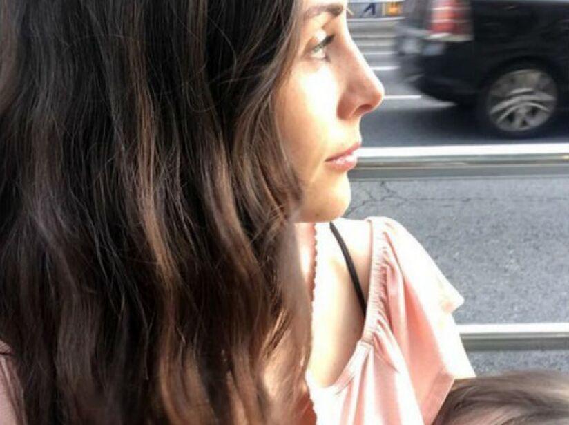 Aislinn Derbez, Zuria Vega y más famosas sin pudor a ser vistas amamantando