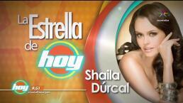 LA ESTRELLA DE HOY: Shaila Dúrcal