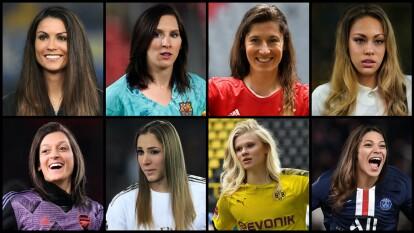 Este sería el rostro de las jugadoras estrellas en el mundo futbolístico.