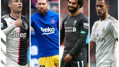 La revista France Football reveló a los nominados al Balón de Oro 2019.