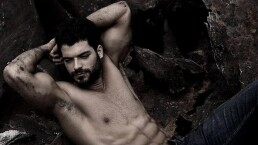 Esta es la rutina de Adrián Di Monte para mantener su cuerpo en forma