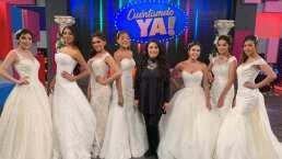 Vestidos de novia 2020: Te traemos lo último en moda para llegar al altar